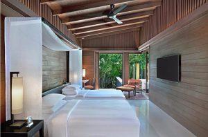 2 bedroom Park Pool Villa - Park Hyatt Maldives Hadahaa