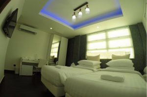 Sky View Deluxe - Airport Beach Hotel, Hulhumale