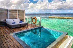 Water Villa with pool - Amaya Kuda Rah