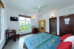 DELUXE DOUBLE - Ariston Dhangethi Inn