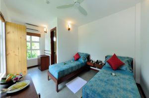 SEA VIEW TWIN - Ariston Dhangethi Inn