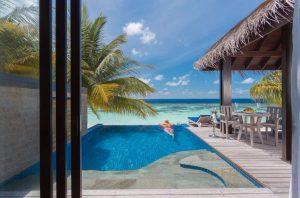 Jacuzzi Pool Villa - Bandos Maldives