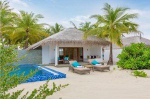 Beach Suite Pool - Cocoon Maldives