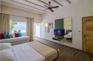 Beach Villa - Cocoon Maldives