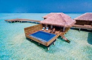 Lagoon Suite Pool - Cocoon Maldives