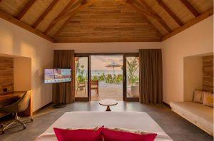 Beach Villa Sunrise - Fushifaru Maldives