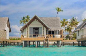Water Villa - Fushifaru Maldives