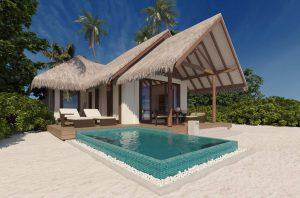 Pool Beach Villa - Heritance Aarah