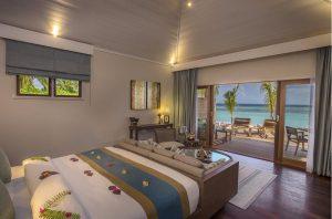 Beach Villa - Hurawalhi Island Resort
