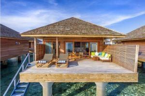 Ocean Villa - Hurawalhi Island Resort