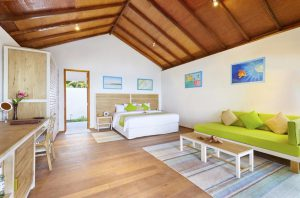 Adjacent Bungalow - Innahura Maldives Resorts