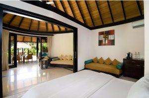Pool Beach Villa - The Sun Siyam Iru Fushi Maldives
