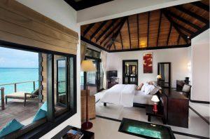 Water Villa - The Sun Siyam Iru Fushi Maldives