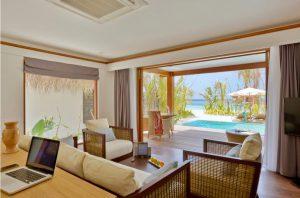 Duplex Pool Villa - Kandolhu Maldives