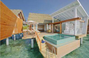 Ocean Pool Villa - Kandolhu Maldives