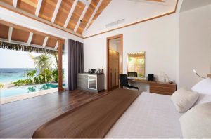 Pool Villa - Kandolhu Maldives