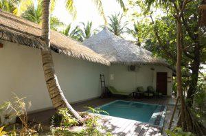Maldivian Suite with Pool - Kihaa Maldives