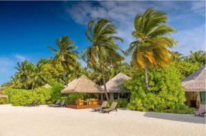Sunset Prestige Pavilion Beach Villa - Kihaa Maldives