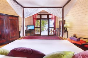 Beach Villa - Komandoo Island Resort & Spa