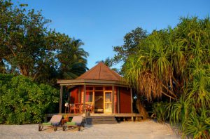 Jacuzzi Beach Villa - Komandoo Island Resort & Spa