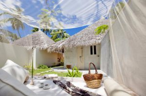 Deluxe Beach Villa with Jacuzzi - Kuramathi Maldives