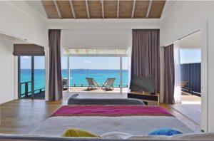 Deluxe Water Villa - Kuramathi Maldives