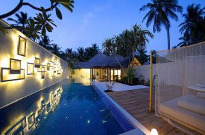 Honeymoon Pool Villa - Kuramathi Maldives