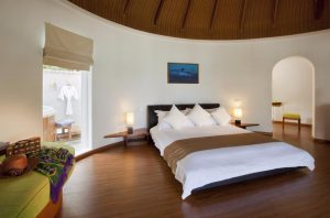 Superior Beach Villa with Jacuzzi - Kuramathi Maldives