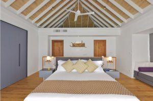 Two Bedroom Beach House - Kuramathi Maldives