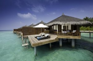 Water Villa with Jacuuzi - Kuramathi Maldives