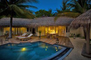 Pool Villa - Maafushivaru Maldives