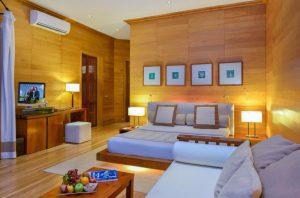 Duplex Pool Suite - Adaaran Select Meedhupparu