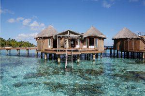 Family Water Villa - Nika Island Resort & Spa