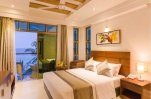 Ocean View with Private Balcony - Ocean Grand at Hulhumale