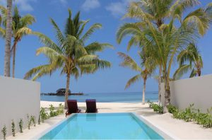 Grand Beach Suite with Pool - Olhuveli Beach & Spa