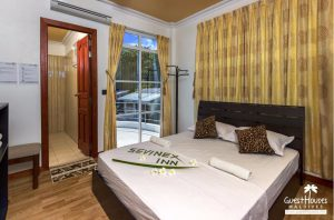 Deluxe Double with Balcony - Sevinex Inn, A.A. Feridhoo