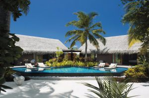 Two Bedroom Beach villa - Shangri-Las Villingili Resort and Spa