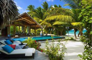 Beach Villa - Shangri-Las Villingili Resort and Spa