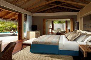 deluxe pool villa - Shangri-Las Villingili Resort and Spa