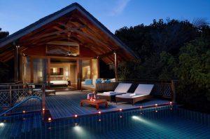 Pool villa - Shangri-Las Villingili Resort and Spa