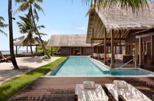 Presidential Villa Laalu - Shangri-Las Villingili Resort and Spa