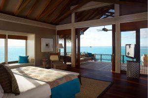 Water Villa - Shangri-Las Villingili Resort and Spa