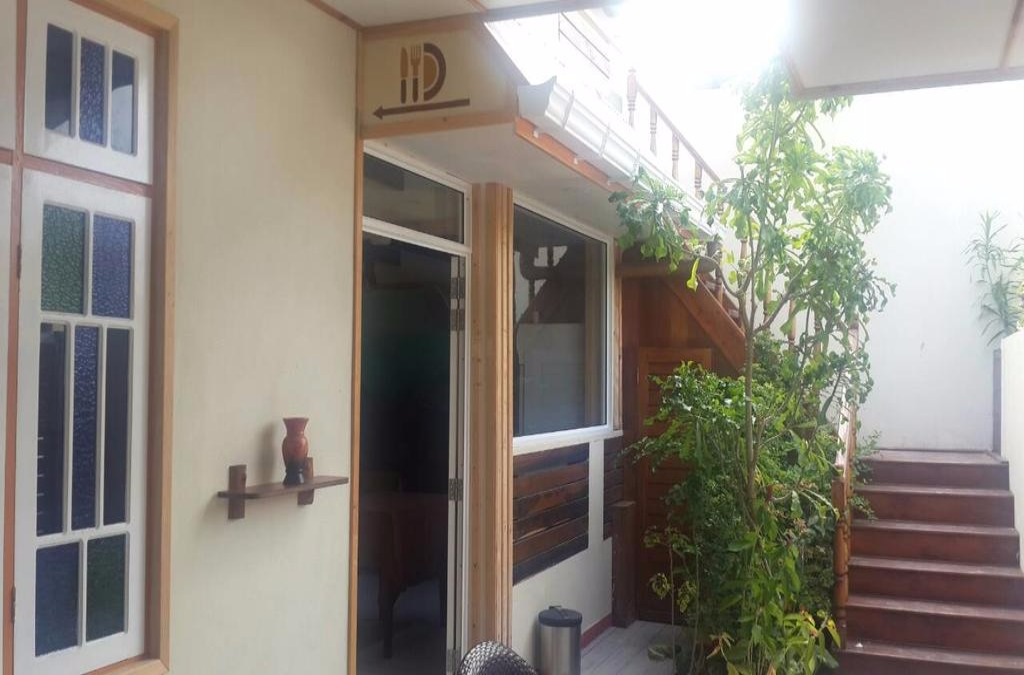 South Ari Inn, Alif Dhaalu Mandhoo