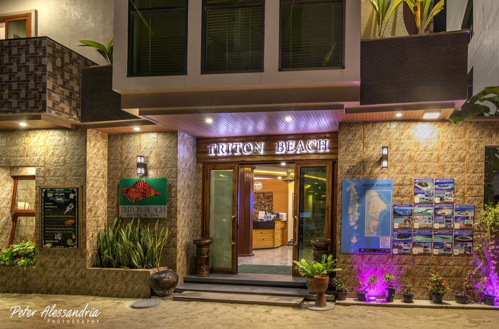 Trtiton Beach Hotel, Maafushi