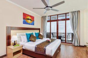 Superior - Jacuzzi Suite - Trtiton Beach Hotel, Maafushi