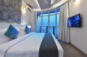 Premier Sea View with Balcony - Velana Blu, Maafushi