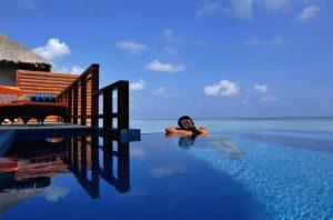 Water Villa with pool - Velassaru Maldives