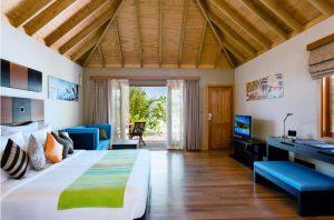 Beach Villa - Veligandu Island Resort & Spa