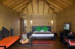 Jacuzzi Water Villa - Vilamendhoo Island Resort
