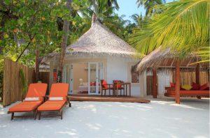 Deluxe Beach Villa - Sun Aqua Vilu Reef